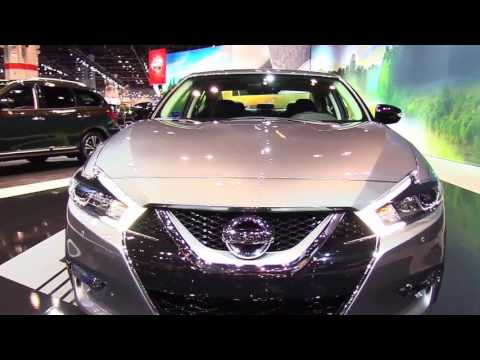 2017 Nissan Maxima Midnight Special Edition Features | Exterior and Interior | First Impression