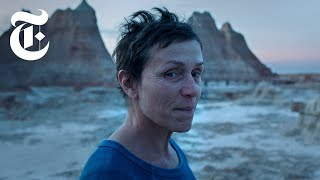 Watch Frances McDormand Explore Nature in 'Nomadland' | Anatomy of a Scene