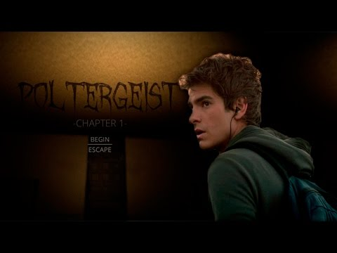 Poltergeist – Another rational main character || Indie horror game Poltergeist  || Chapter 1-
