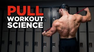 The Most Effective Science-Based PULL Workout (Back, Biceps, Rear Delts)  | Science Applied Ep 5