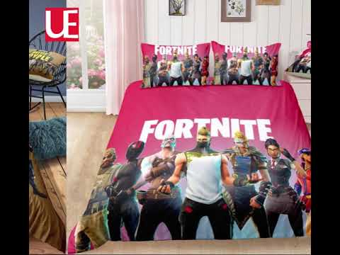 2019 Fortnite Bedding Cover Set