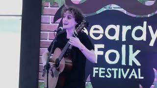 Ben Robertson @Beardy Folk Festival 2019