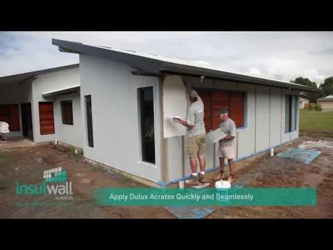 InsulLiving Building System - Revolutionary Energy Saving Homes in Australia.