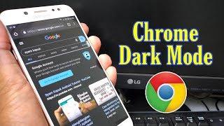 Download lagu Cara Mengaktifkan DARK MODE ( Tema Gelap ) Di Aplikasi Chrome