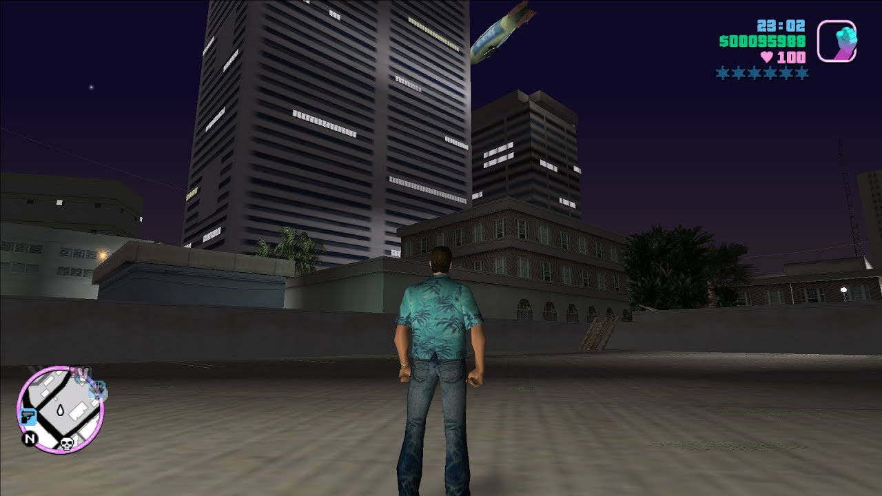 [WFP] Grand Theft Auto Vice City Widescreen Fix