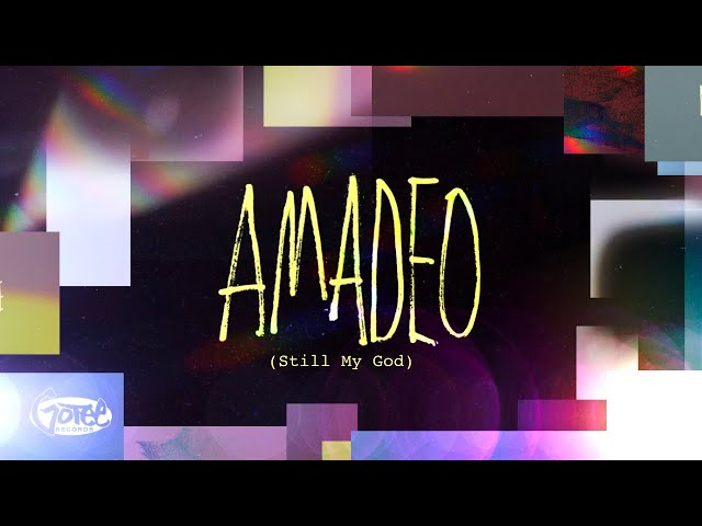 Ryan Stevenson - Amadeo (Still My God) [Official Lyric Video]