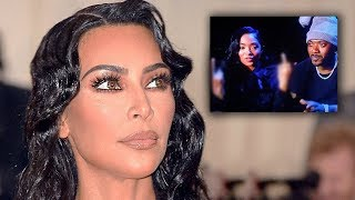 ray js wife reacts to kim kardashian love tape joke during mtv awards