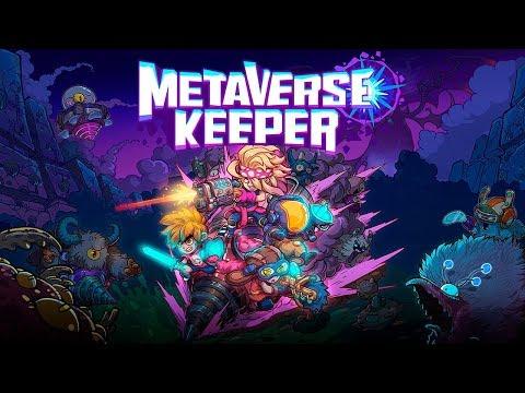 'El hijo de Zelda y Enter The Gungeon! - Metaverse Keeper (PC) con Naishys