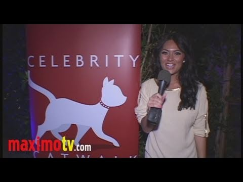 10th Annual CELEBRITY CATWALK Arrivals
