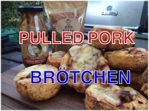 Pulled Pork Weber Gasgrill Spirit : Pulled pork brötchen einfach gemacht mega lecker