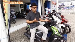 YAMAHA X RIDE 125cc, Spesifikasi, Harga, Review Singkat 2018