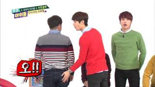 EP139 CNBLUE Weekly Idol 140319 22 рус саб