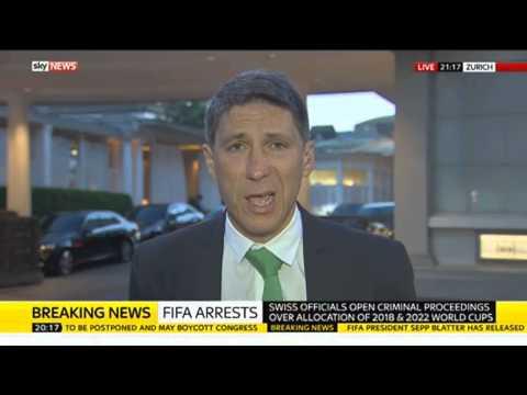 """Sepp Blatter Will Remain FIFA President"""