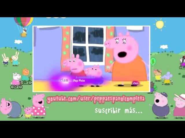ᴴᴰ PEPPA PIG ESPAÑOL ● 1 Hora De Compilacion Episodios En Español 2014 ● Peppa Pig Cerdita Videos De Viajes