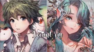 Nightcore ⇢ New Rules (Switching Vocals)