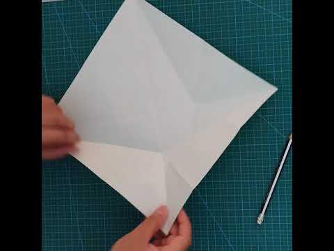 Origami T-Rex Tutorial - Part 2