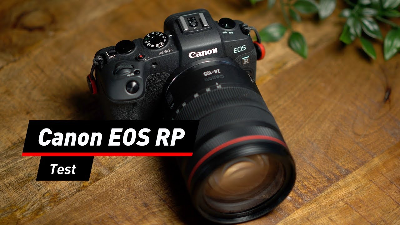 Preiskracher mit Vollformat: Canon EOS RP im Test!