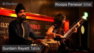 Roopa Panesar and Gurdain Rayatt | Darbar Festival 2012 Launch Party