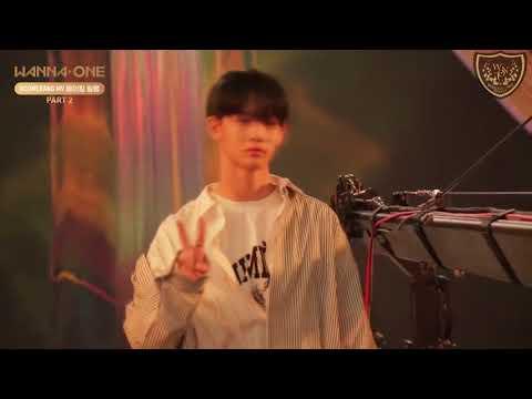 [Türkçe Altyazılı] Wanna One Boomerang MV Çekimi Kamera Arkası 2