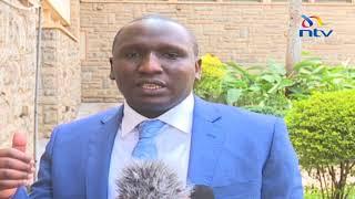 Kericho Senator Aaron Cheruiyot wants Nairobi county dissolved