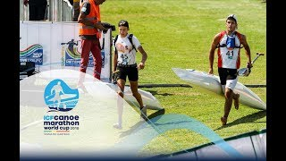 2018 ICF Canoe Marathon World Cup Viana Do Castelo / Long Distance Junior