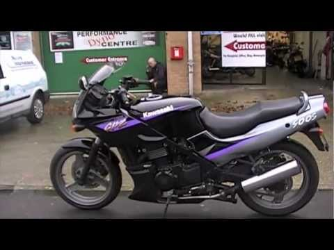 1997 kawasaki gpz 500 youtube. Black Bedroom Furniture Sets. Home Design Ideas