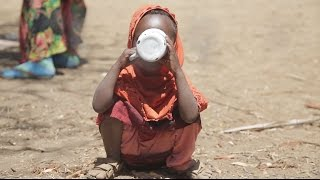 Drought and hunger can be beaten