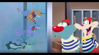 Oggy and the Cockroaches ⛵👫 OGGY AND OLIVIA ARE SAILORS 👫⛵ Full Episode in HD
