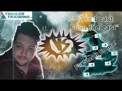 Luke C Vs The Beast From The East!