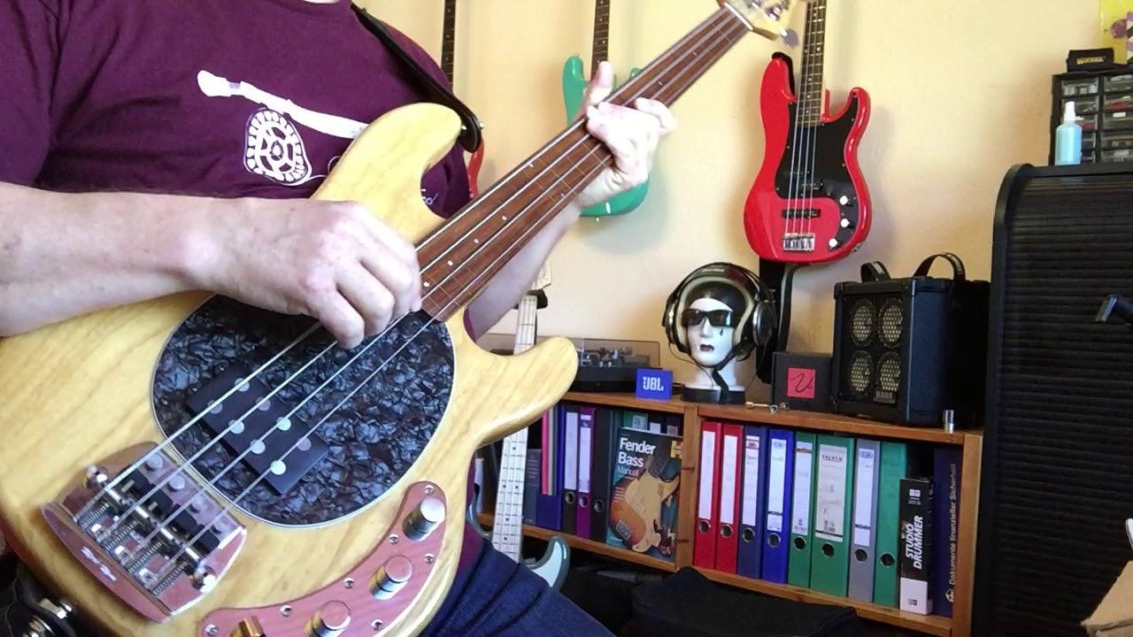 musicman stingray bass fretless passive conversion youtube. Black Bedroom Furniture Sets. Home Design Ideas