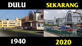 Jakarta Tempo Dulu Kota Tua Vs Jakarta Sekarang Part 1 Youtube