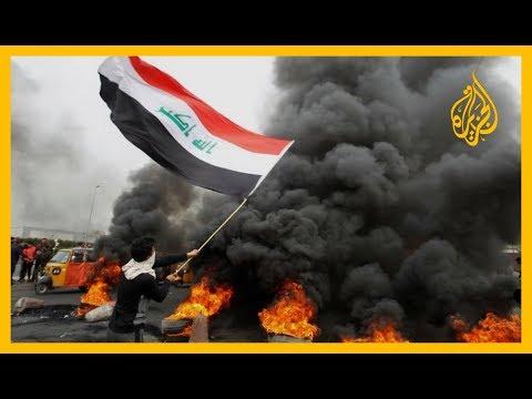 ???? العراق.. انتهاء المهلة وعودة قوية للاحتجاجات  - نشر قبل 25 دقيقة