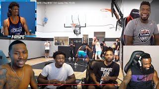 Reacting To Every Youtuber's Reaction To My 1v1 Against Brawadis! Duke LSK OSN KickGenius