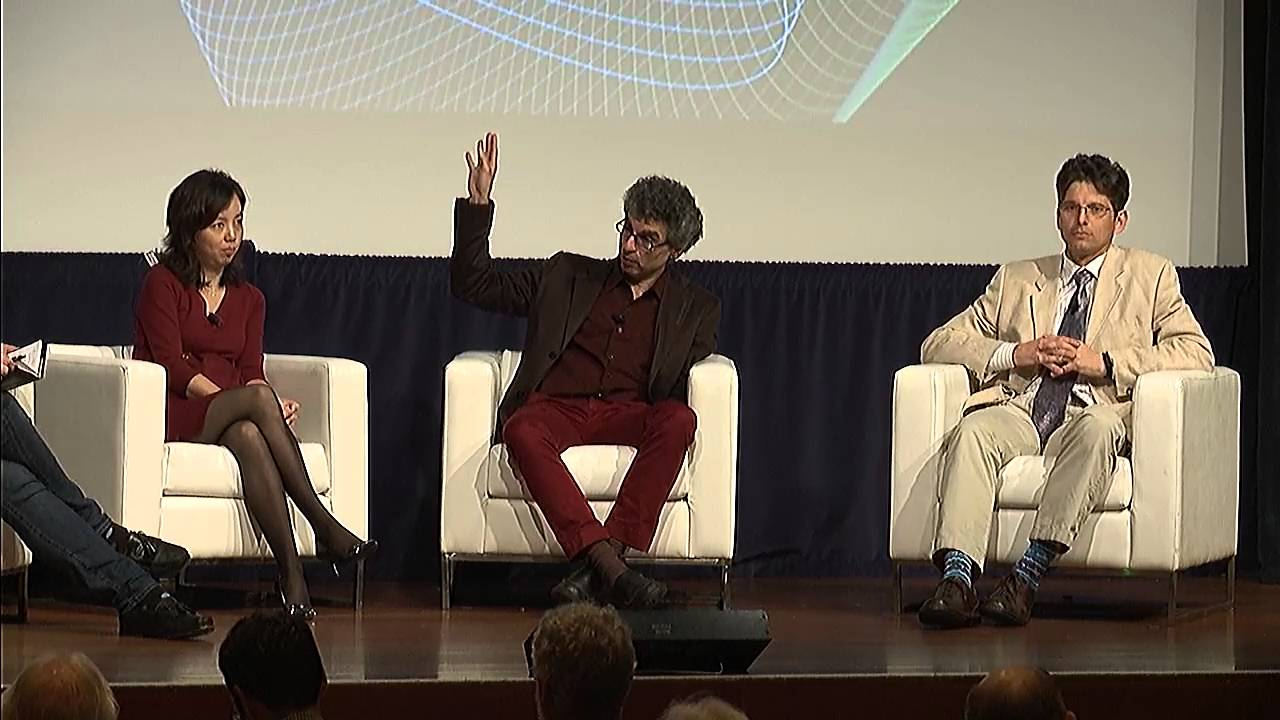Panel Discussion: Applications of Machine Learning - YouTube