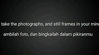 Green Day - Time Of Your Life (Lyrics & Terjemahan B.Indonesia)