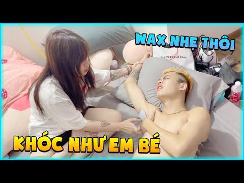 NH   Ngân Hà Troll WAX Sạch Lông Nách Của Hoàng Phú Và Cái Kết !