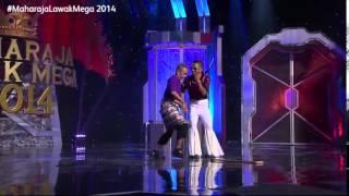 Maharaja Lawak Mega 2014 - Minggu 3 (Bocey)