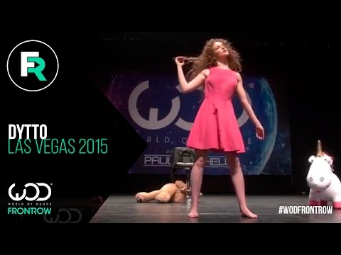 Dytto | FRONTROW | World of Dance Las Vegas 2015 | #WODVEGAS15 thumbnail