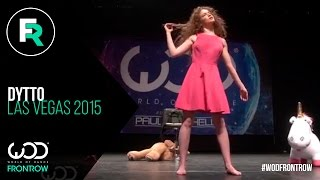 vuclip Dytto | FRONTROW | World of Dance Las Vegas 2015 | #WODVEGAS15