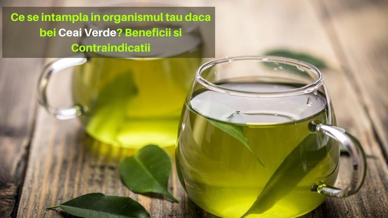 Ceaiul verde subțire - Cum să-l luați pentru pierderea rapidă în greutate?