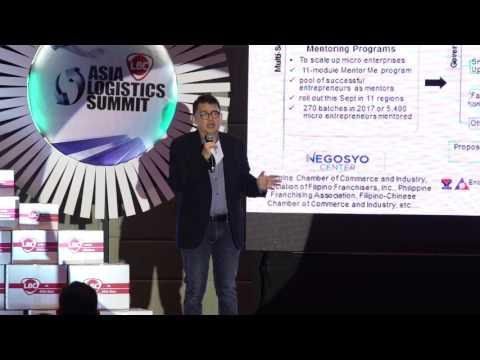 Asia Logistics Summit 2016 Joey Concepcion