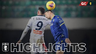 Highlights | Verona-Genoa