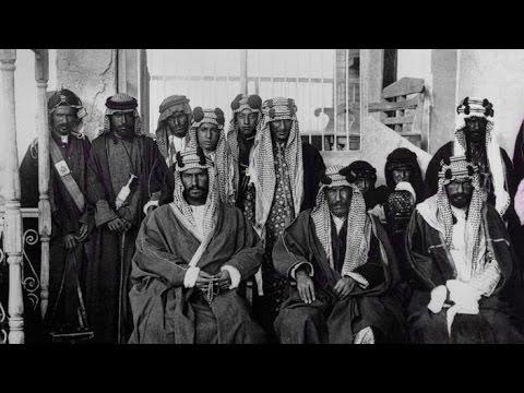 Ibn Saud - Unification of Saudi Arabia