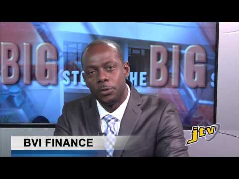THE BIG STORY    BVI FINANCE