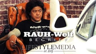 RWB / RAUH Welt Begriff / Akira Nakai San / Porsche build | LIFESTYLE.MEDIA