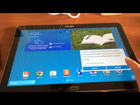 Samsung Galaxy Note Pro 12.2'' (SM-P900)