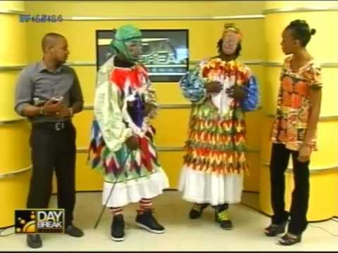Carriacou's Unique Shakespeare Mas comes to Daybreak Grenada