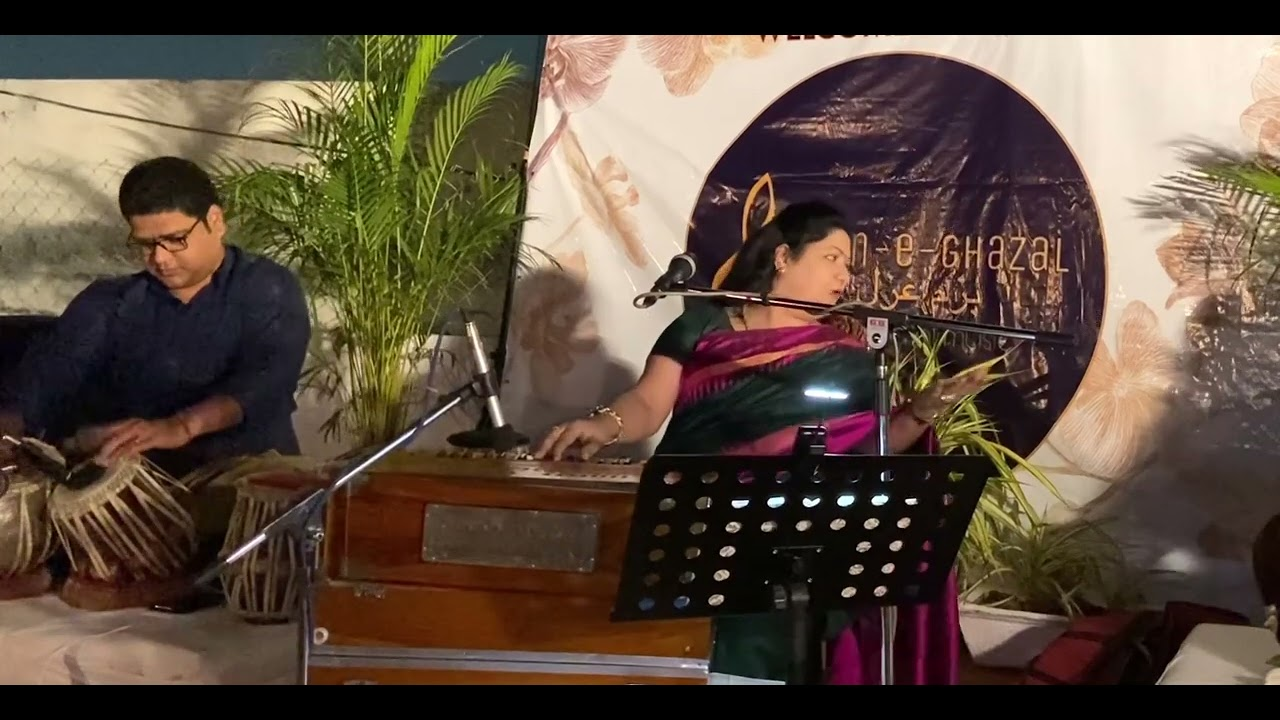 Poorva Guru | Rare Ghazal | Mehdi Hassan | KahaN Gayi Wo Wafa
