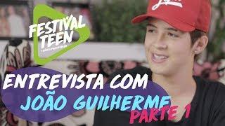 Baixar Entrevista com o João Guilherme... E a SHARLENE! (parte 1)   Festival Teen