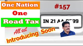 One Nation One Road Tax-First Step is On-CAR Prices will come down